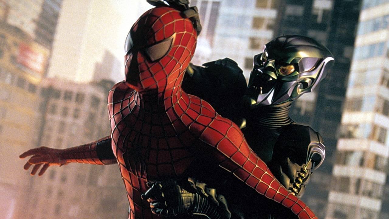 Spider-Man Duende Verde Películas Sony Disney+