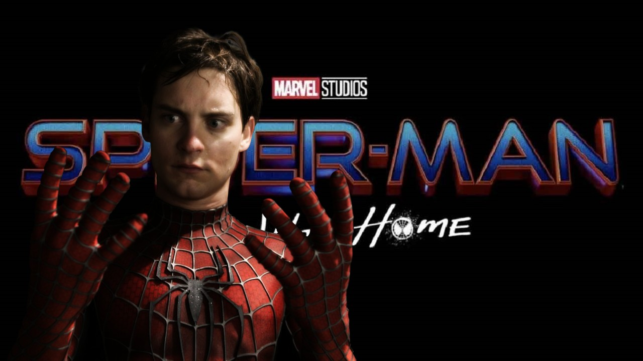 Spider-Man Tobey Maguire Spider-Man No Way Home Marvel