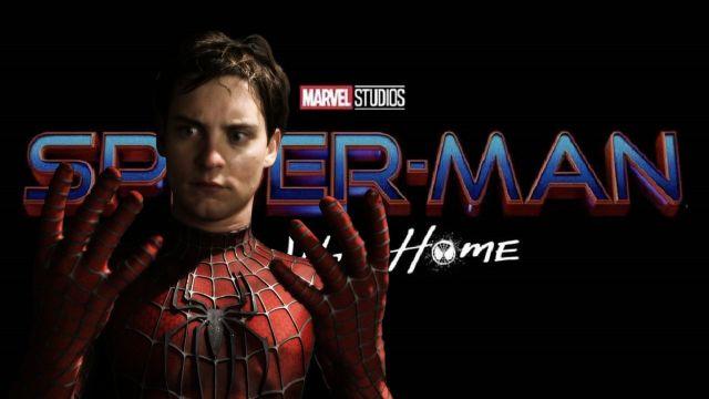 Spider-Man Tobey Maguire Spider-Man No Way Home Marvel