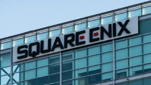 Square Enix Compañía Videojuegos No está a la vente