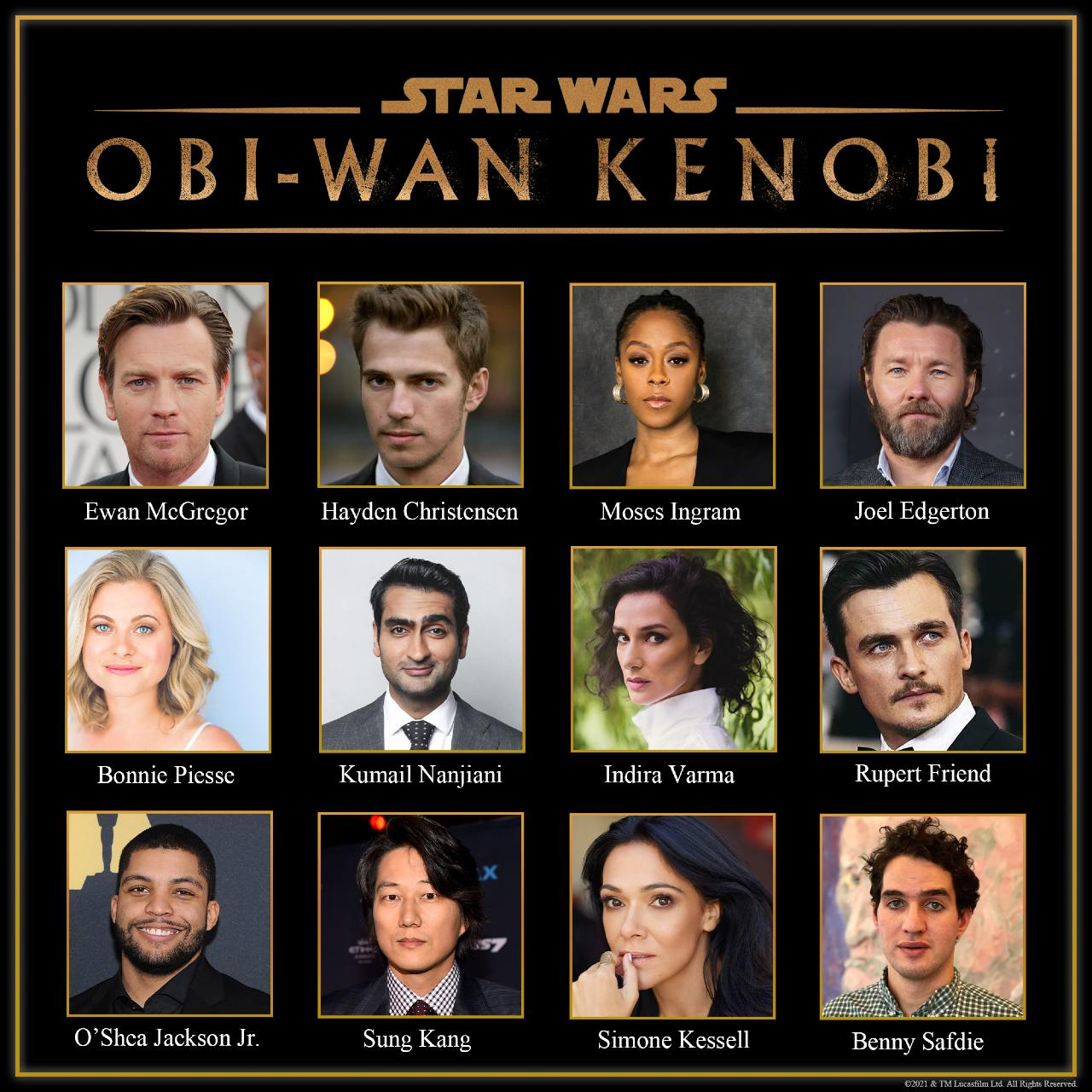 Star Wars Jar Jar Binks no estará Obi-Wan Kenobi