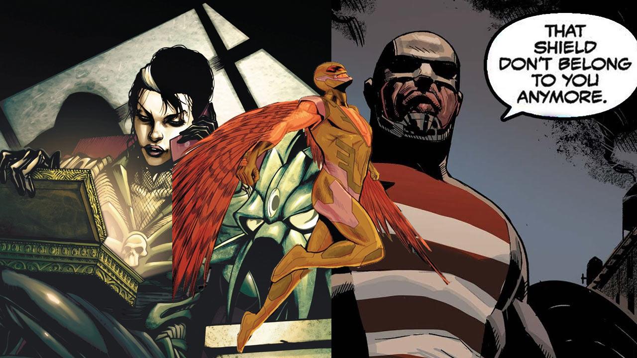 The Falcon and the Winter Soldier easter Eggs explicación episodio 5