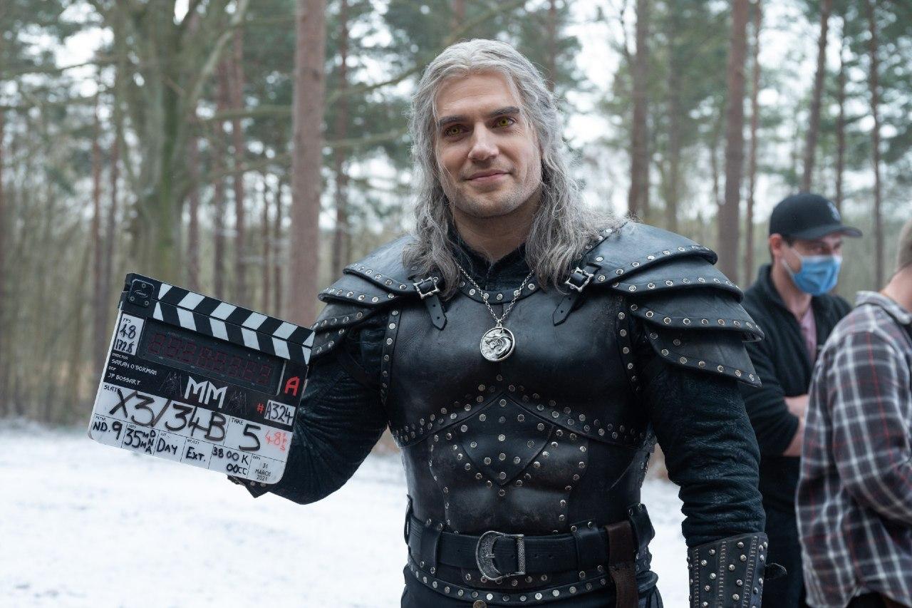 The Witcher rodaje segunda temporada finalizado