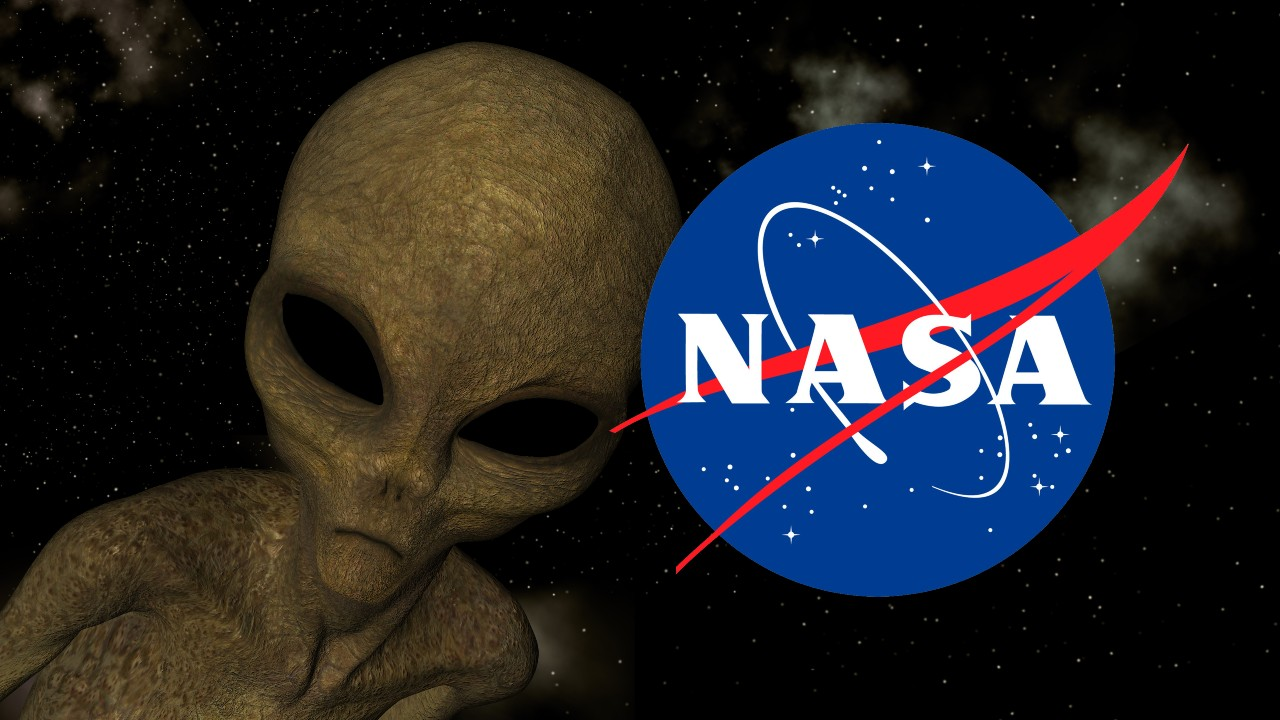 Un cohete de Space X estuvo a punto de chocar con un ovni, según la NASA