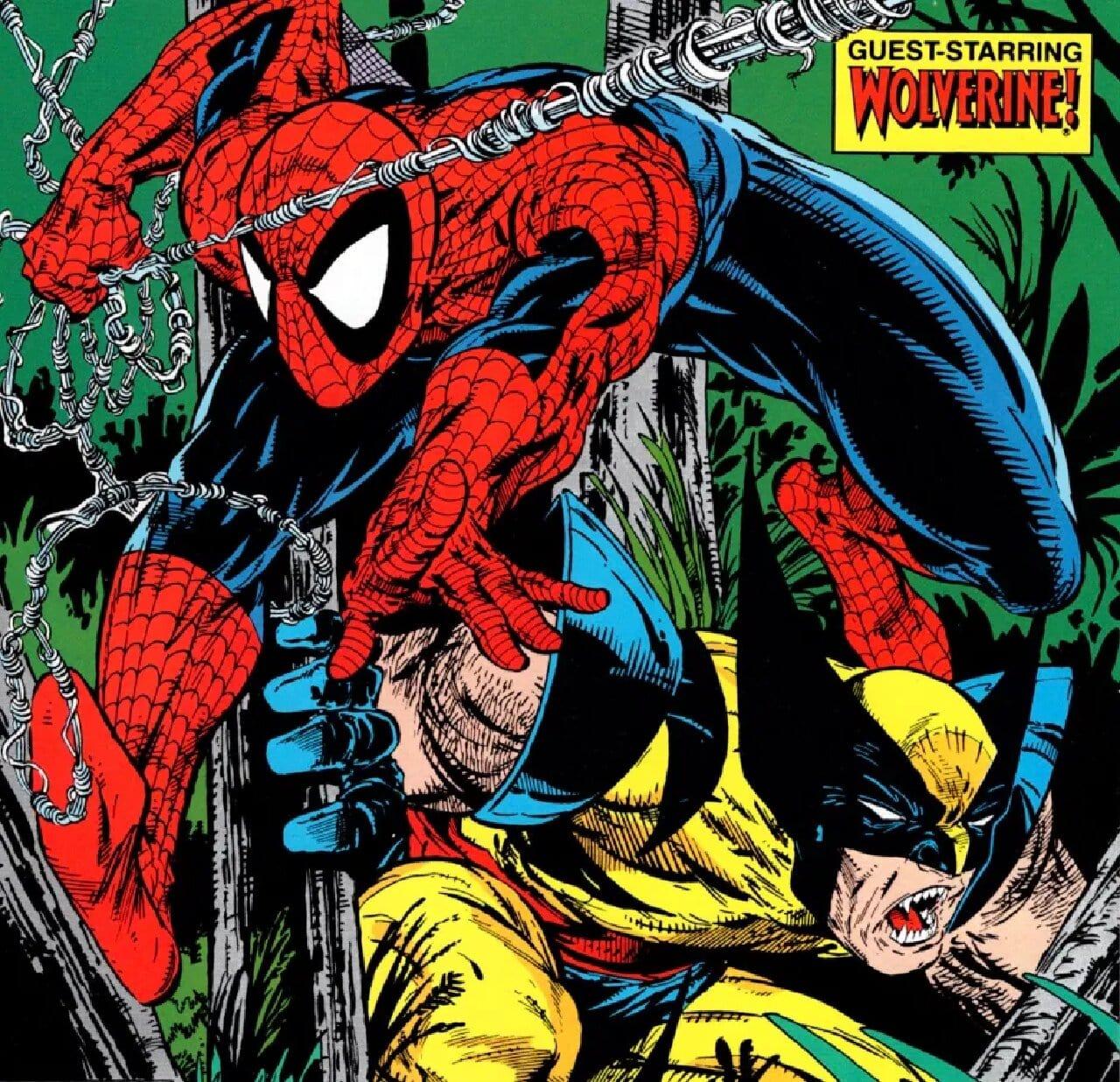 wolverine spider-man marvel comics disney+