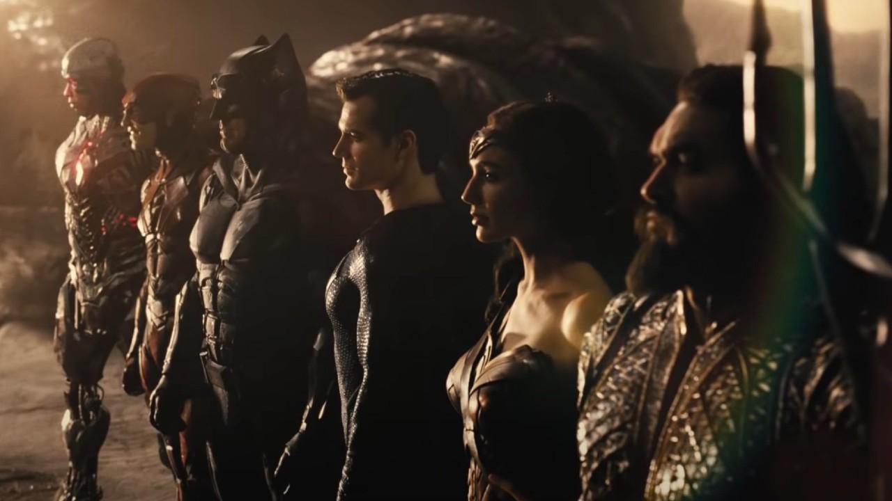 batman superman wonder woman zack snyder justice league