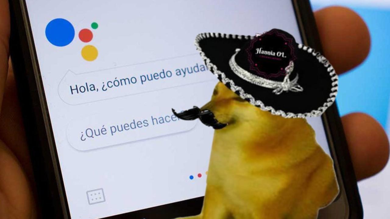 El asistente de voz de Google cambia de voz