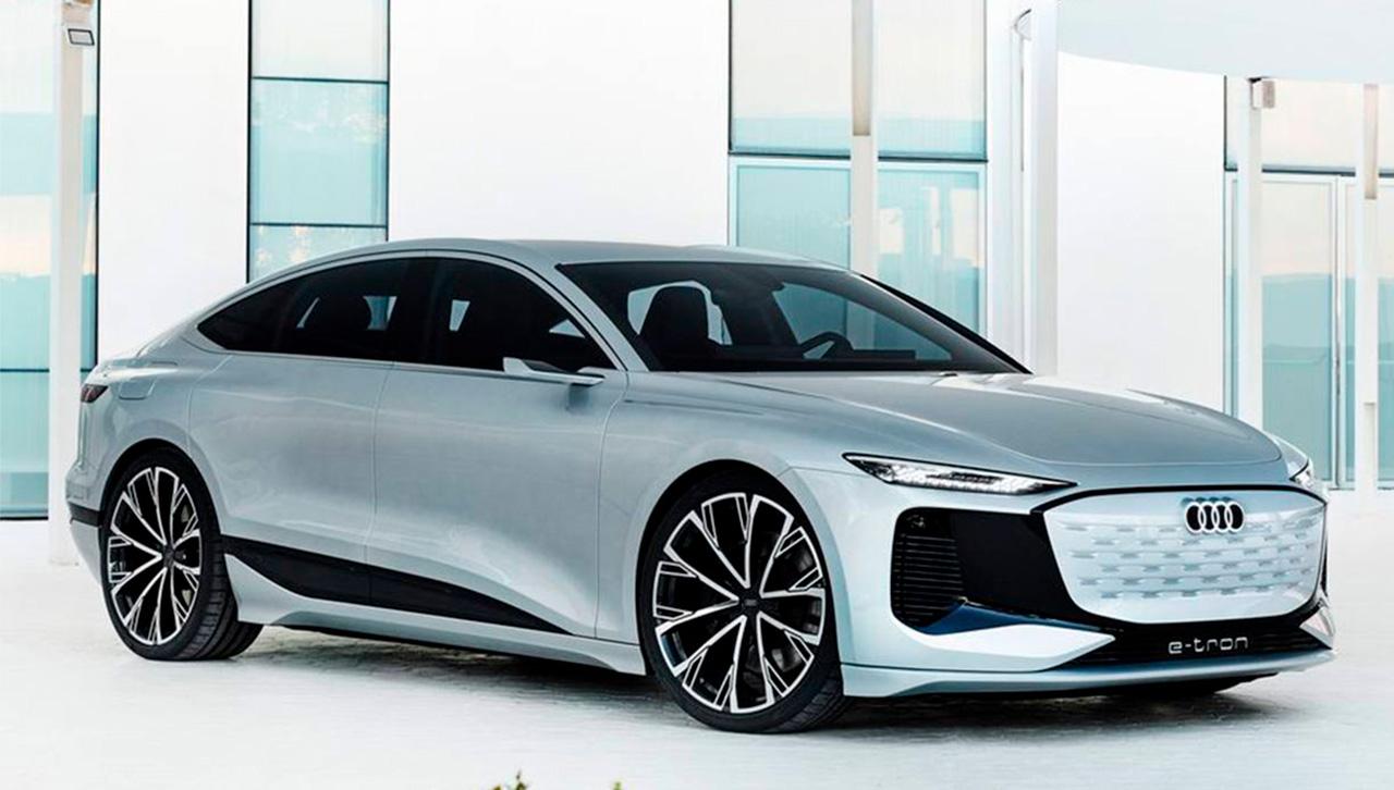 Audi A6 e-tron y sus especificaciones.