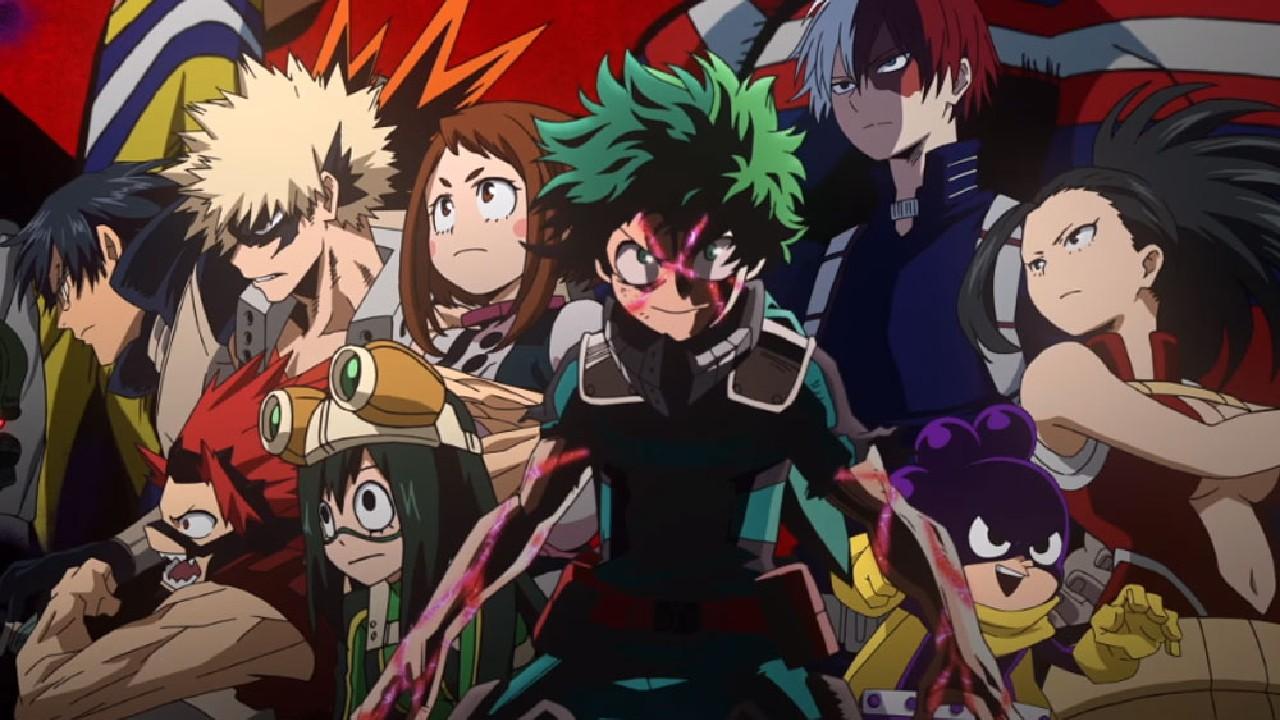 boku no hero academia final del manga