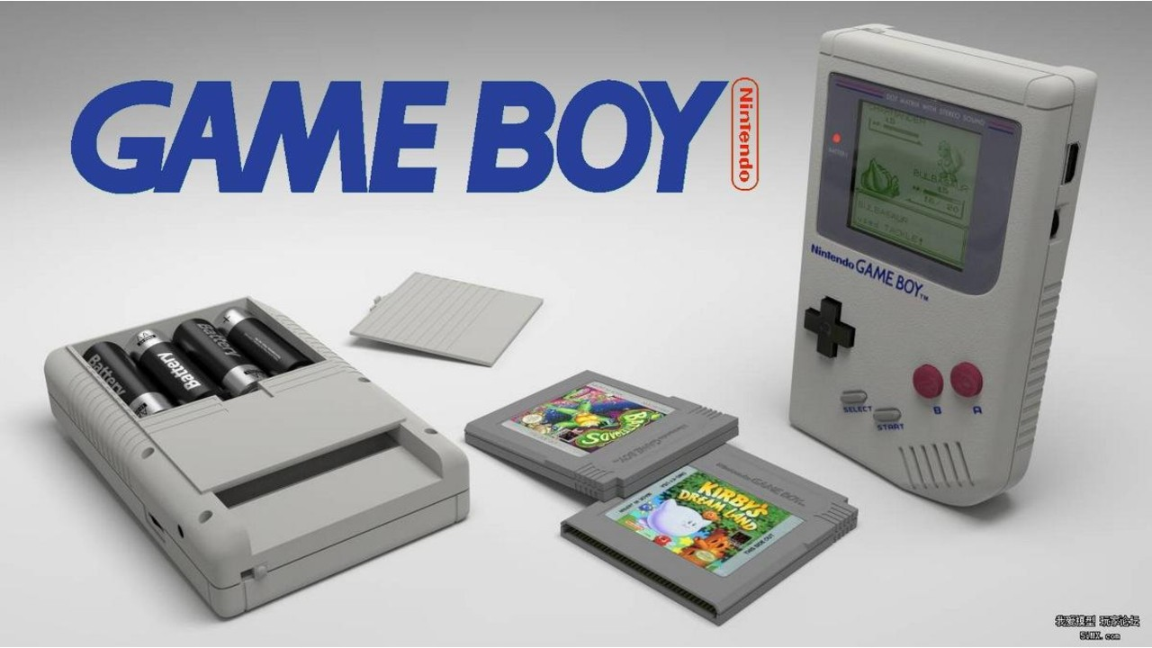 game boy nintendo comercial original