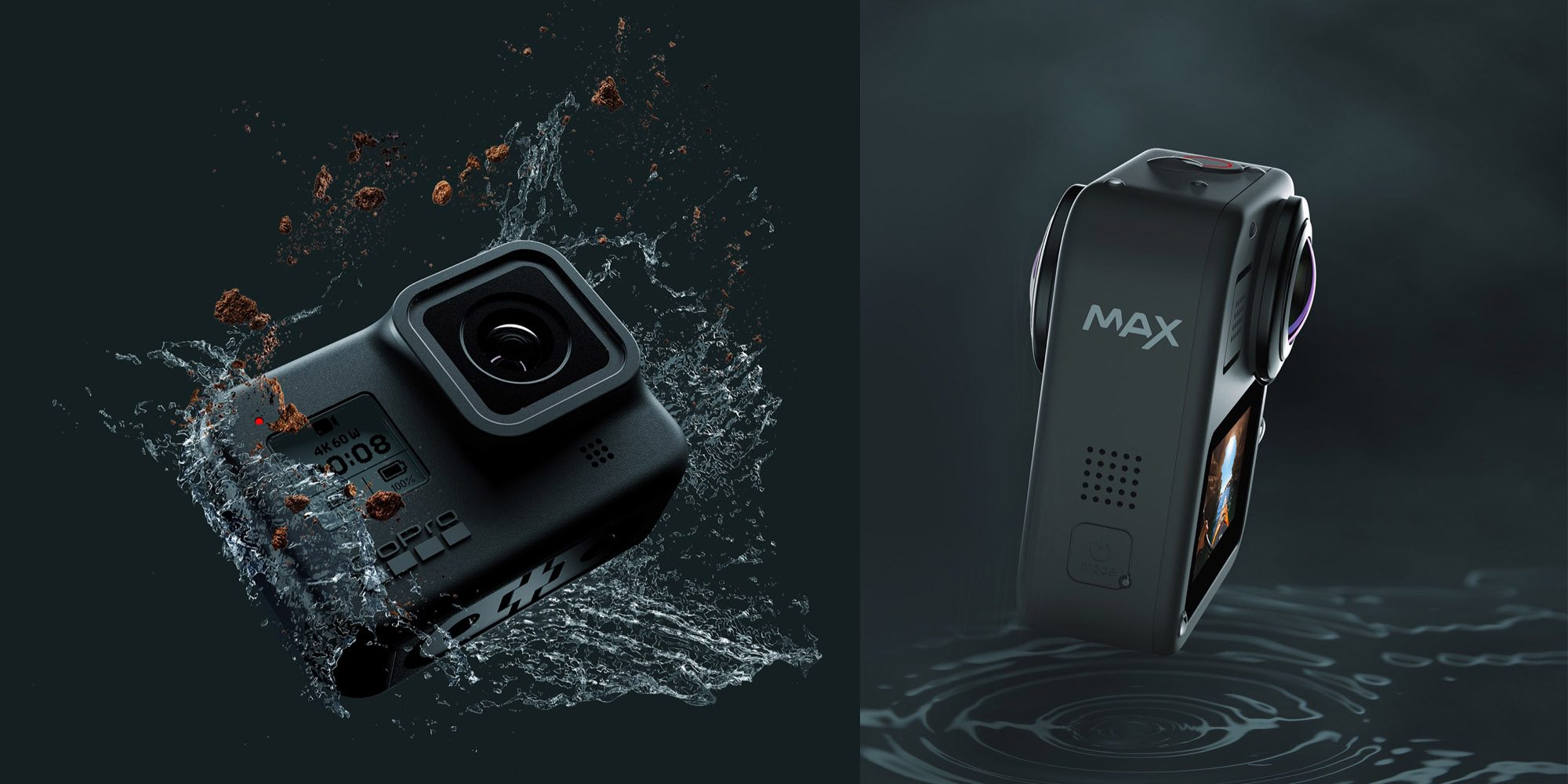 gopro max 6k action cam