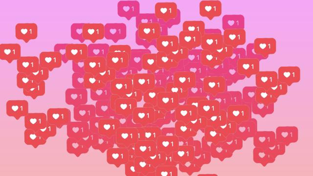 Instagram y los me gusta