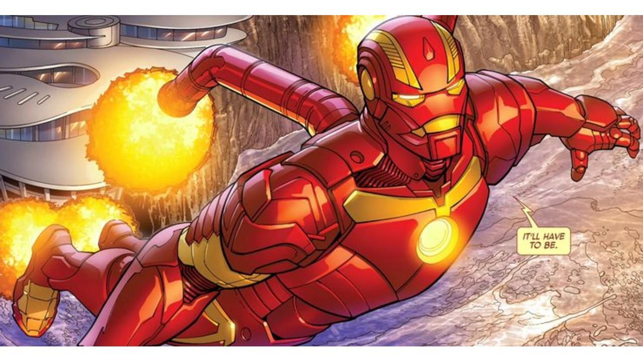 iron man dead space armadura