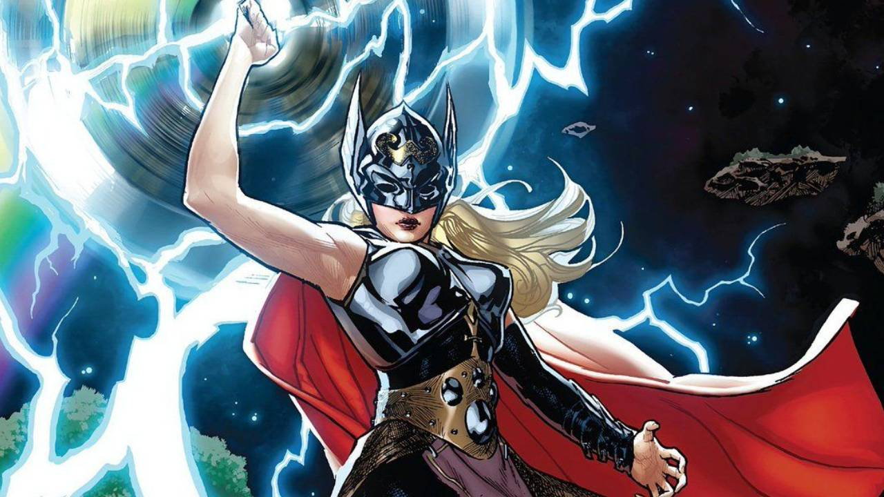 jane foster thor marvel
