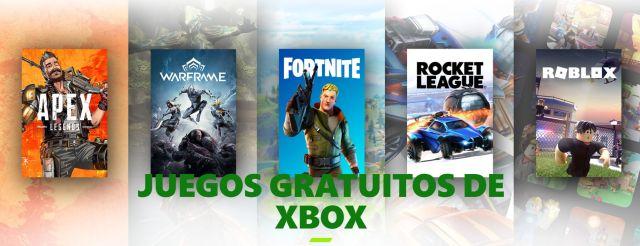 Xbox por fin pone juegos gratis