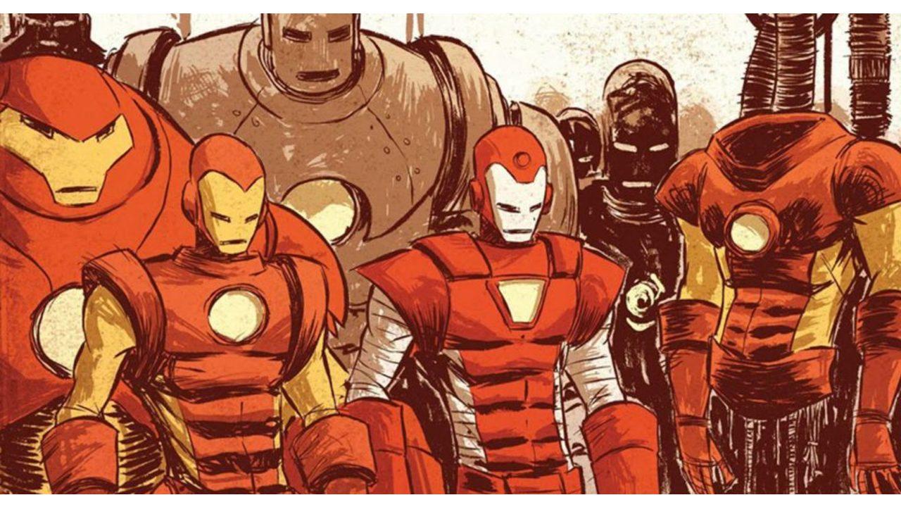 las-mejores-armaduras-de-iron-man-marvel