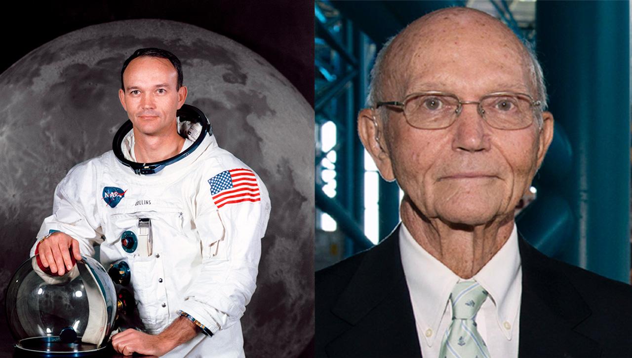 El astronauta Michael Collins muere a los 90 años