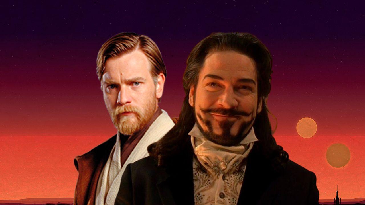 Obi Wan Kenobi iba a ser interpretado por esto actores