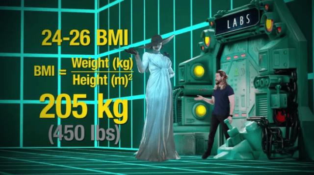 Lady Dimitrescu de Resident Evil