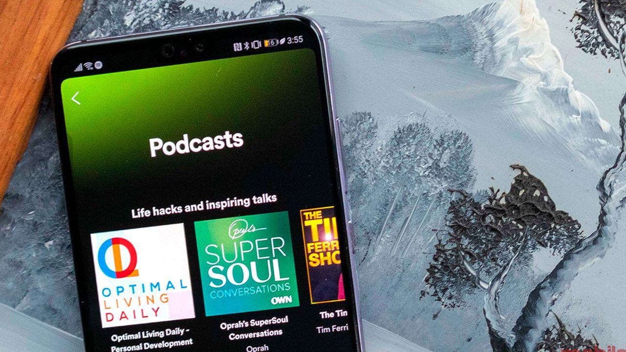 Los podcast en Spotify podrían cobrarse a parte.