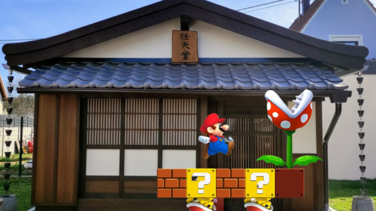 Este fan recreó la primera oficina de Nintendo para guardar sus juegos
