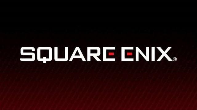 Square Enix Videojuegos Logotipo Compañía