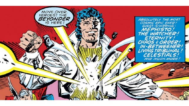 the beyonder marvel secret wars