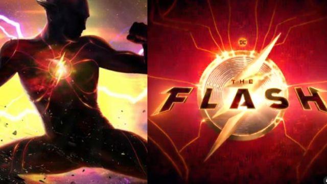 The Flash revela su nuevo logo