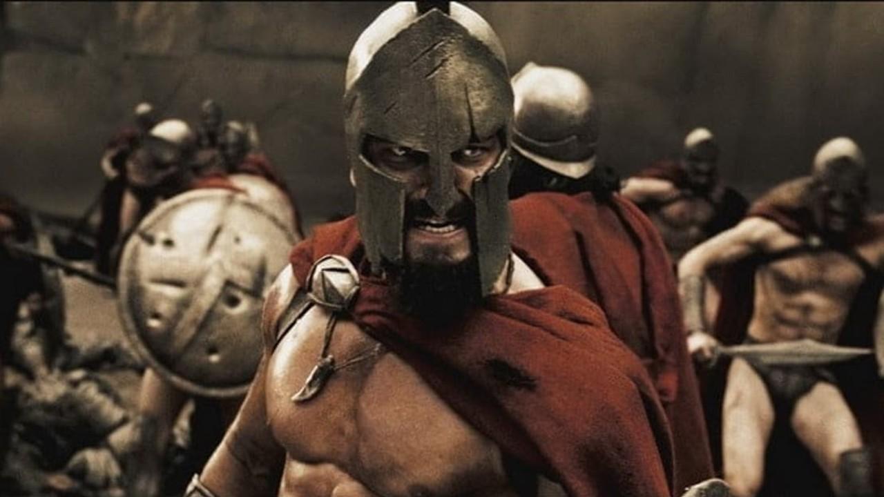 A Zack Snyder le rechazaron la tercera película de 300