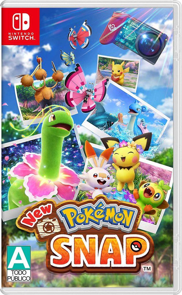amlo videojuegos mañanera clasificacion a pokemon snap
