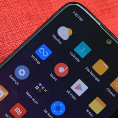 android xiaomi teléfono aplicación configurar