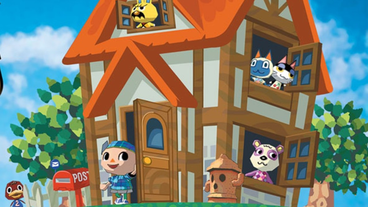 Animal Crossing 2001 Gamecube