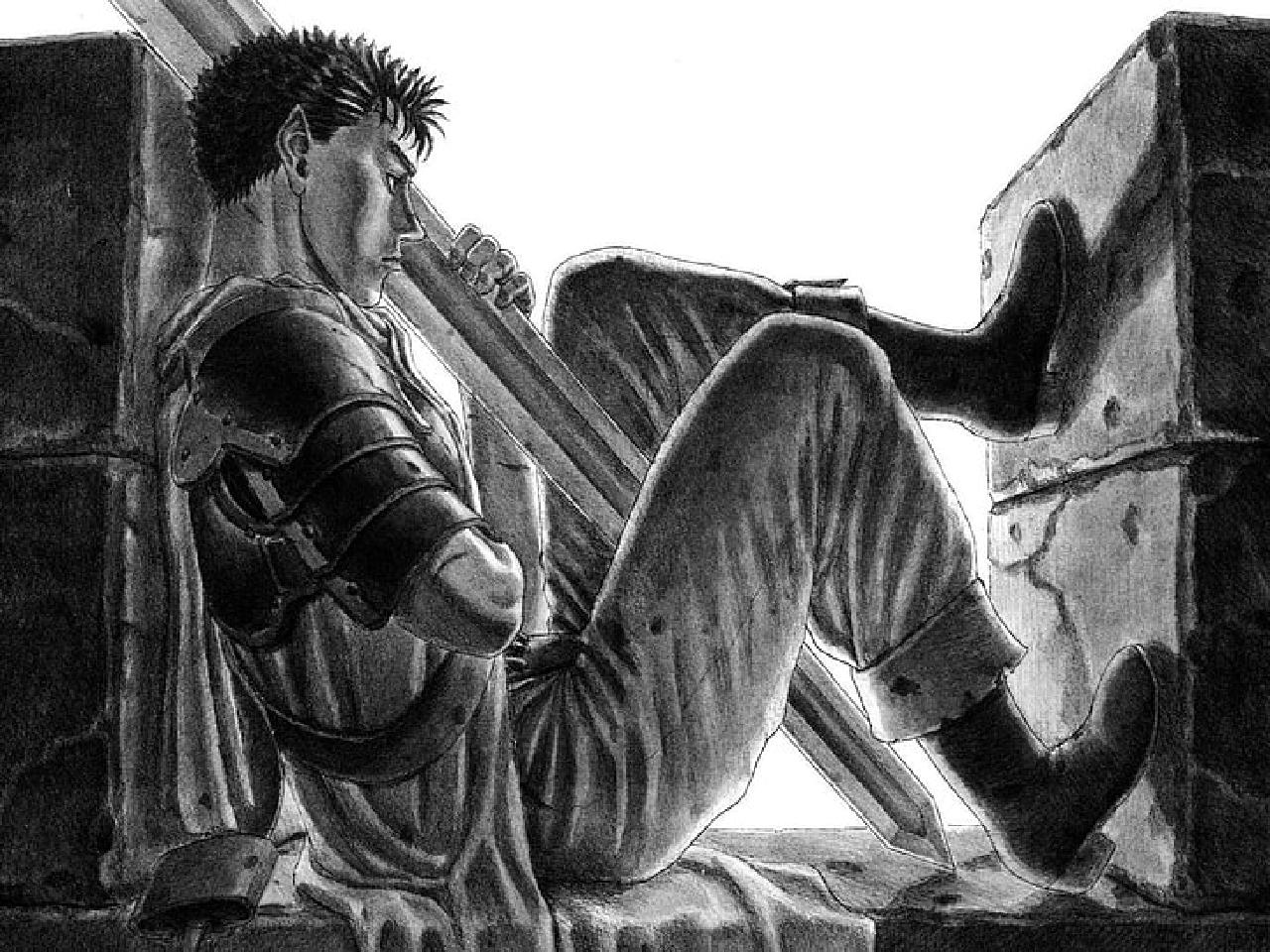 guts griffith manga berserk futuro miura
