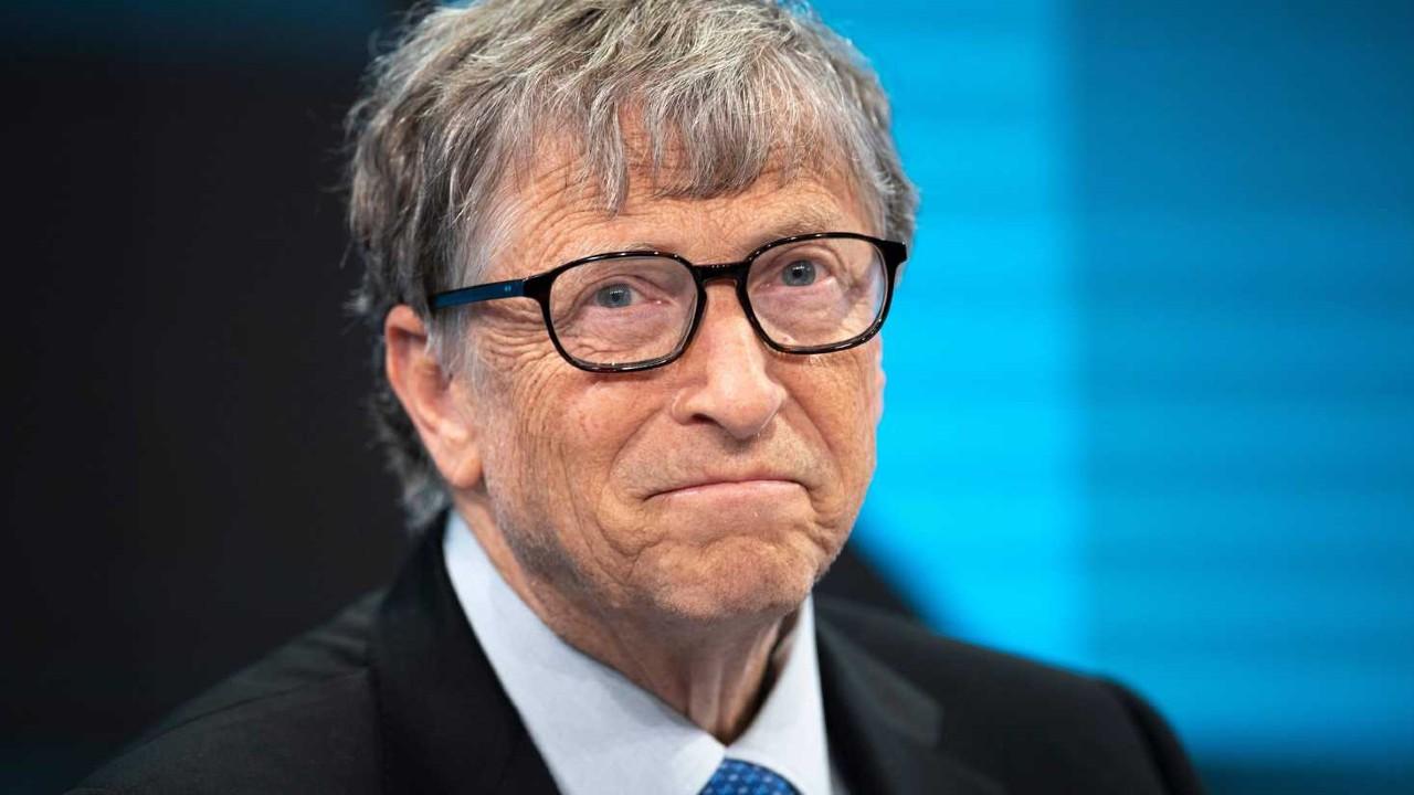 Revelan aventura de Bill Gates