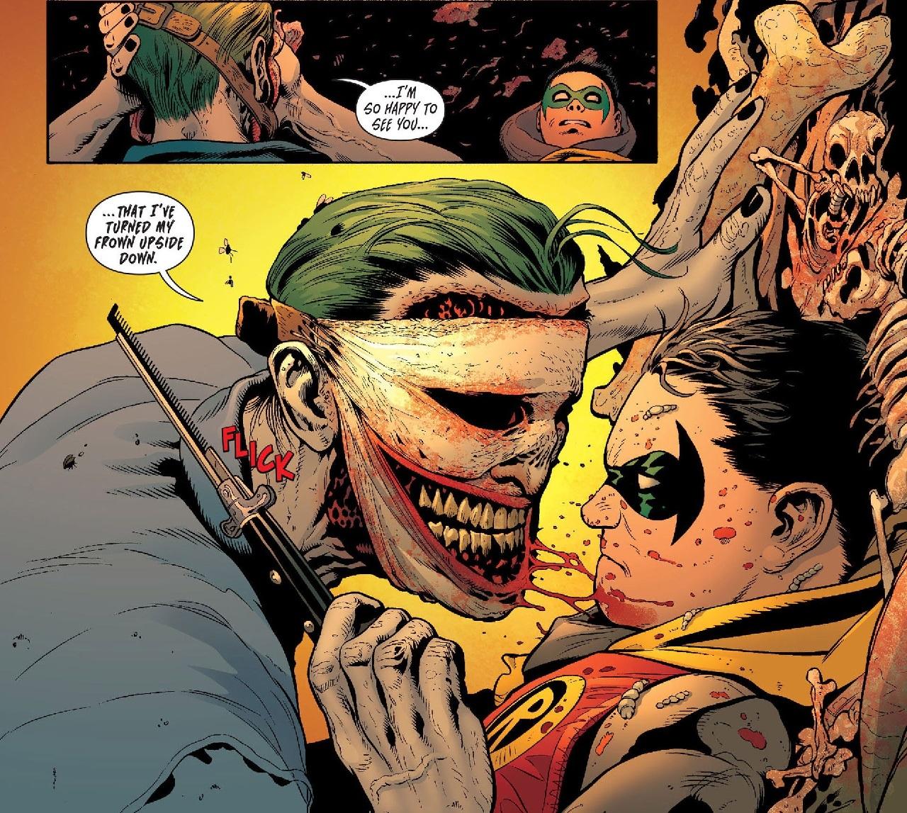 robin batman versiones damian wayne