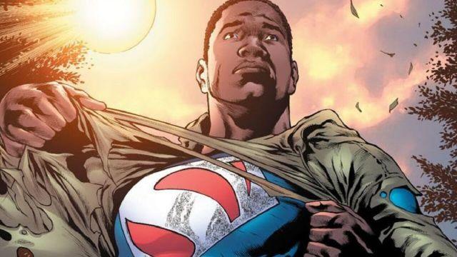 superman negro calvin ellis dc
