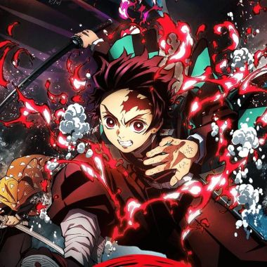 Demon Slayer: Infinity Train Película Anime Kimetsu no Yaiba Récord Estados Unidos