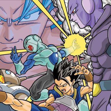 dragon ball super ranking universo 6 toei animation