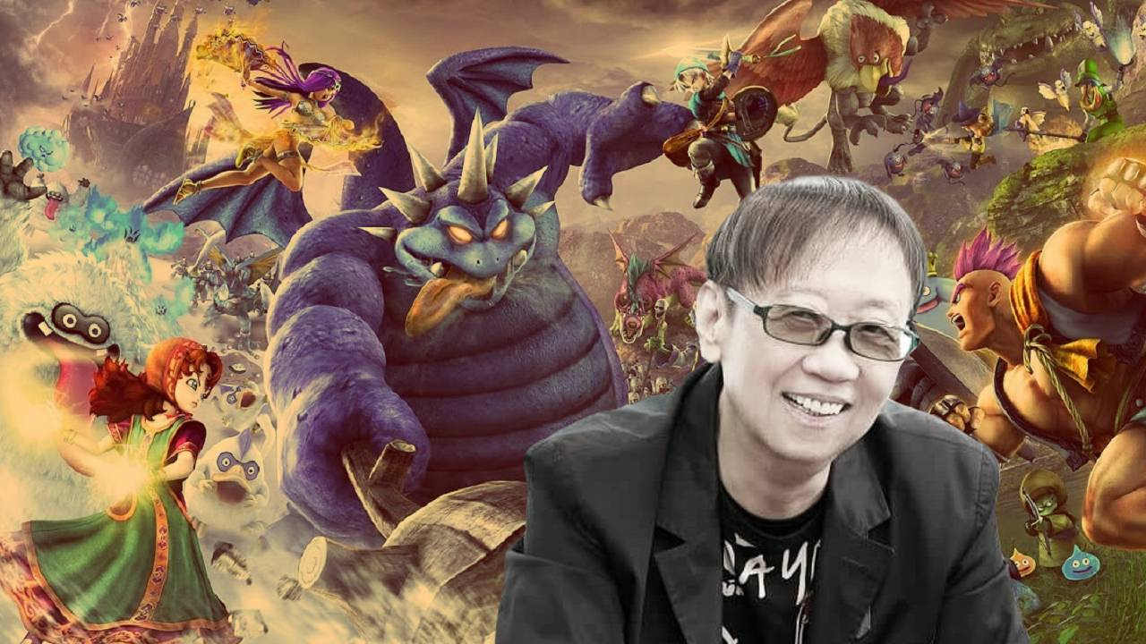 Dragon Quest Nuevo Juego Square Enix Yuji Horii