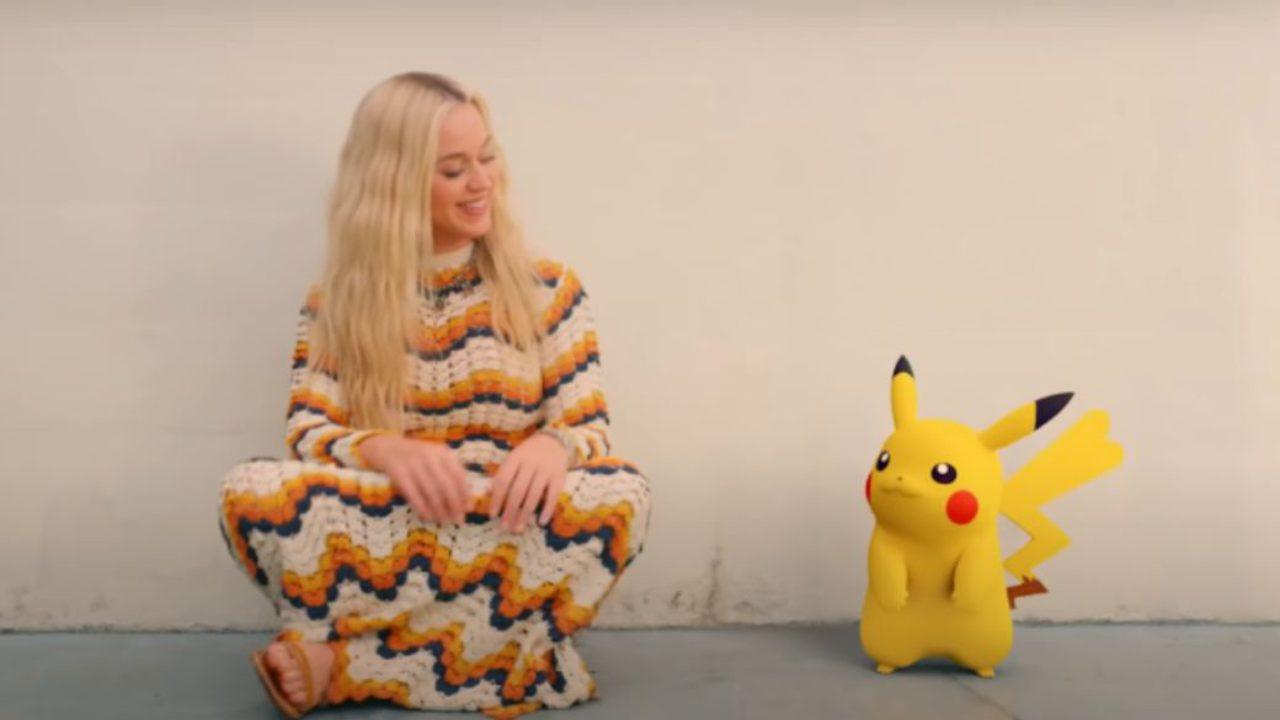 Pokémon Electric Katy Perry Pikachu P25 Music