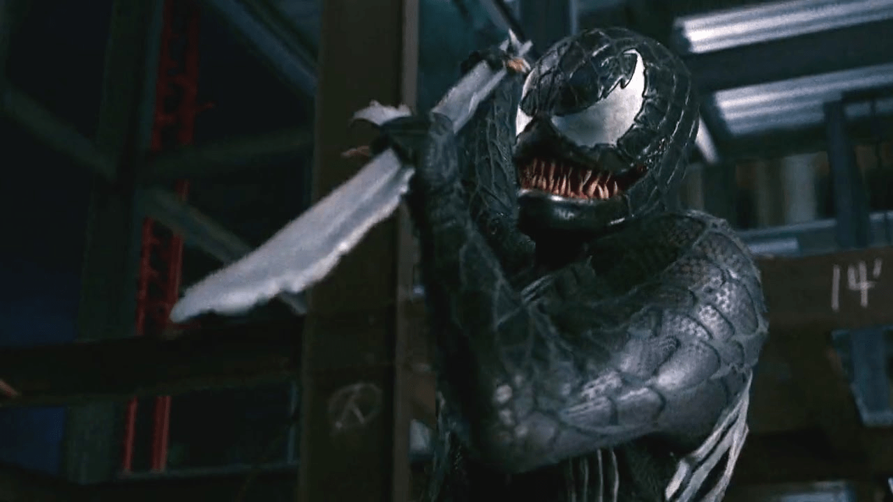venom spider-man marvel villanos cine