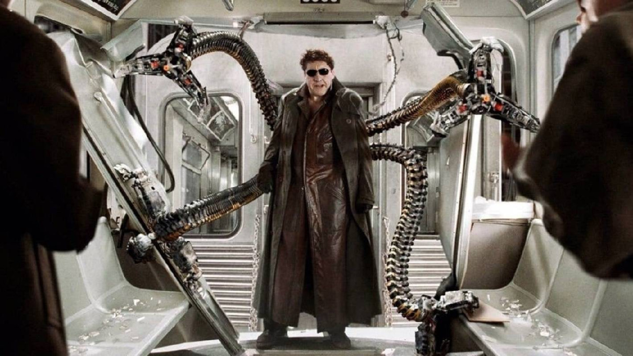 doctor octopus spider-man villanos películas