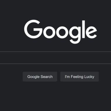 google dark theme modo oscuro navegador chrome