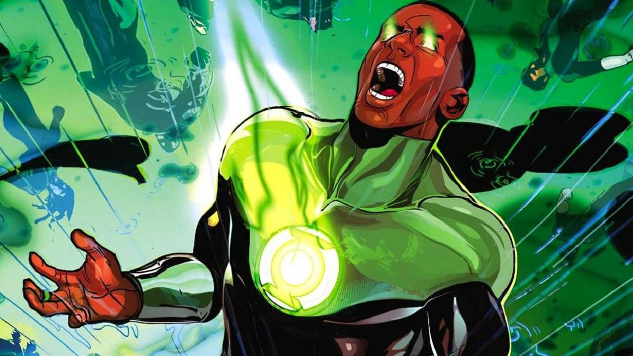 John Stewart Green Lantern Película DC Comics