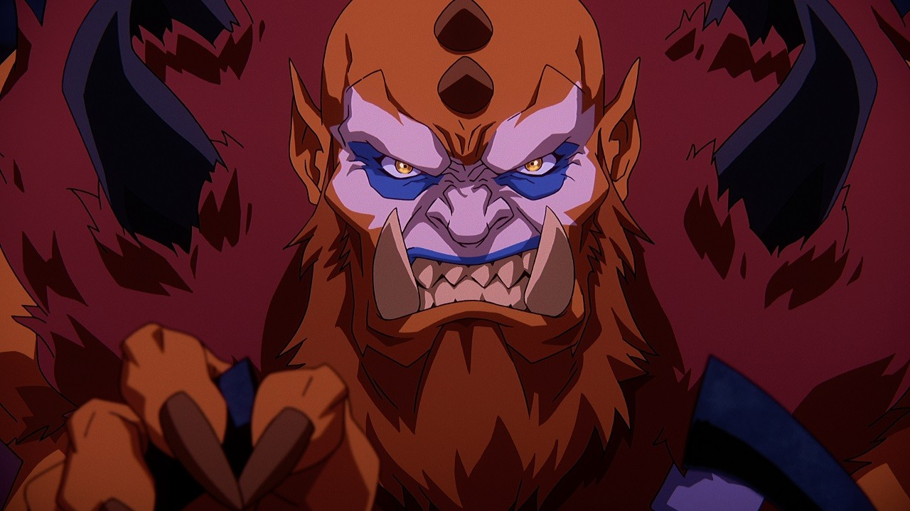 Beast Man Nueva Serie Animada Netflix He-Man