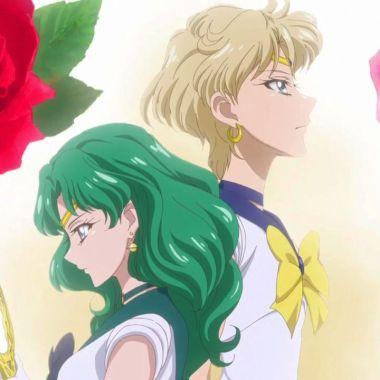 Sailor Moon: Fanart da vida a Sailor Uranus y Sailor Neptune con un estilo realista