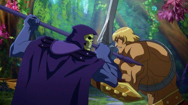 Skeletor He-Man Nueva Serie Animada Netflix Master of the Universe