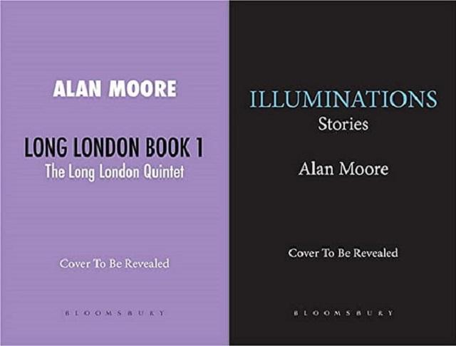 Alan Moore Cómics Nuevos Relatos