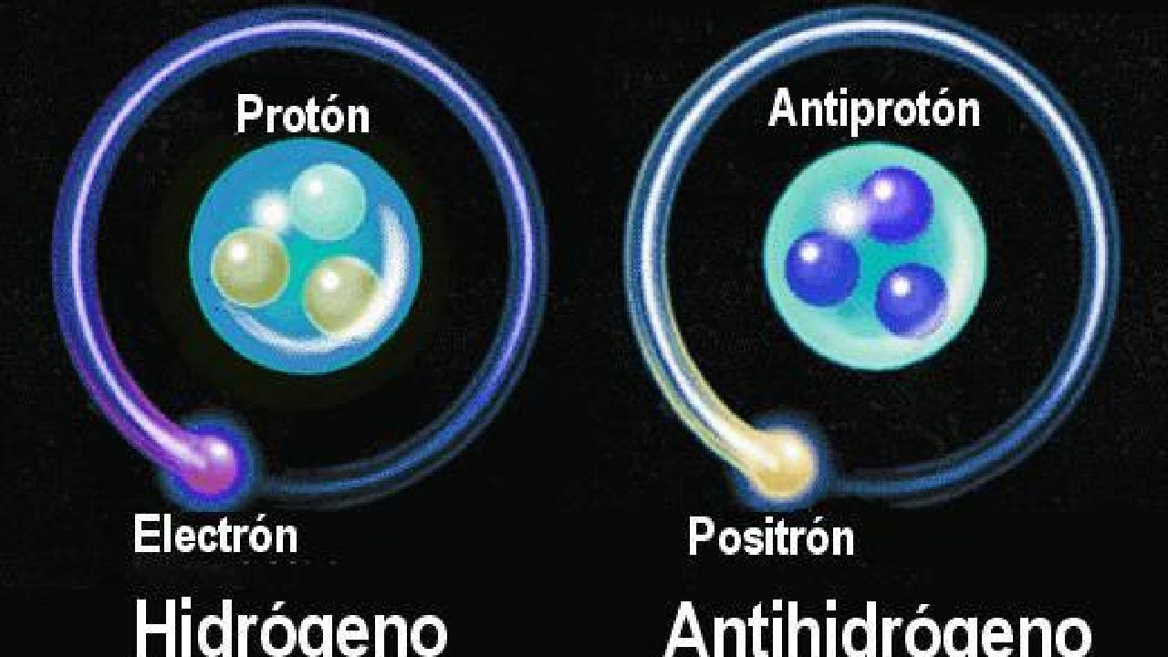 Por primera vez se ha enfriado la antimateria con un láser