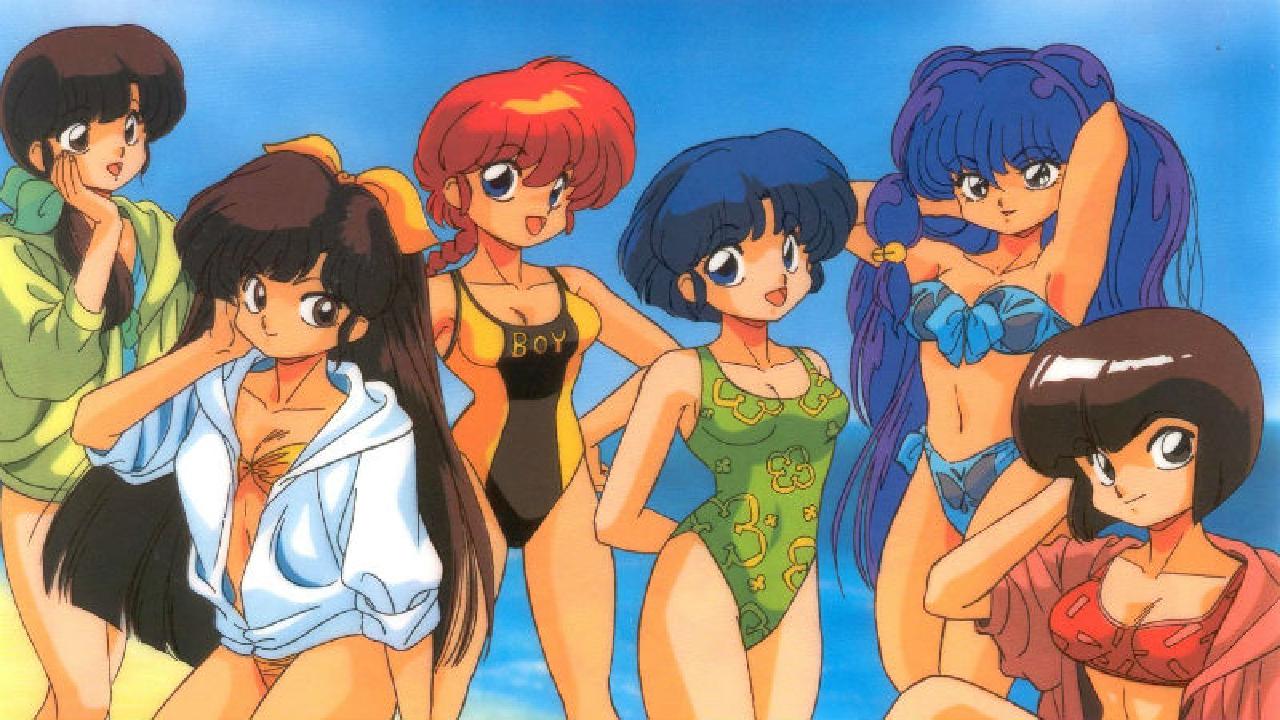 ranma personajes femeninos ranking poder